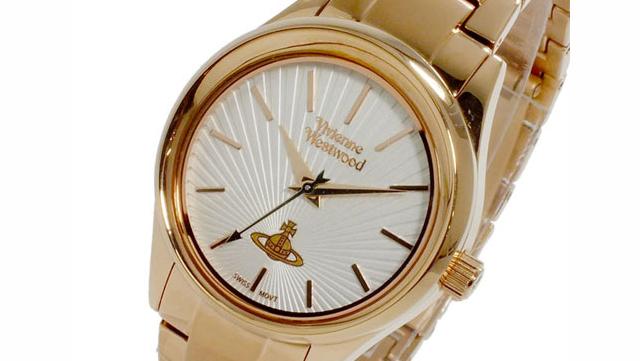 ヴィヴィアンウエストウッド腕時計VV111RS