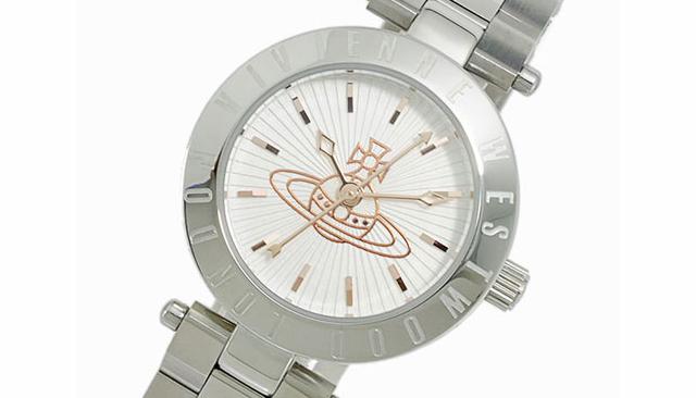 ヴィヴィアンウエストウッド腕時計VV092SL