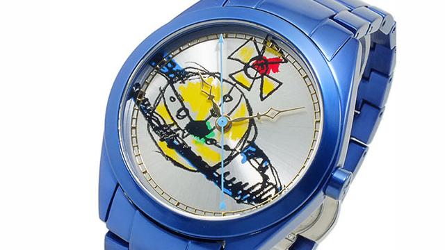 ヴィヴィアンウエストウッド腕時計VV072SLNV