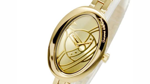 ヴィヴィアンウエストウッド腕時計VV098GD