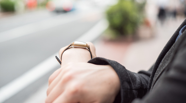 セイコー腕時計の似合う年齢層