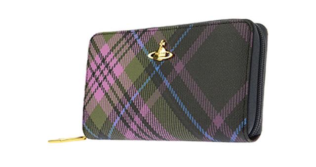 ヴィヴィアンウエストウッド財布
