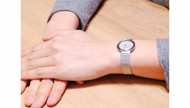 スカーゲン腕時計
