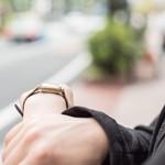 仕事でもつかえるシンプル腕時計スカーゲン