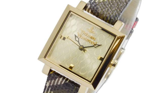 ヴィヴィアンウエストウッド腕時計
