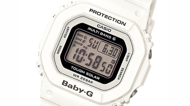 BABY-G腕時計BGD-5000-7JF