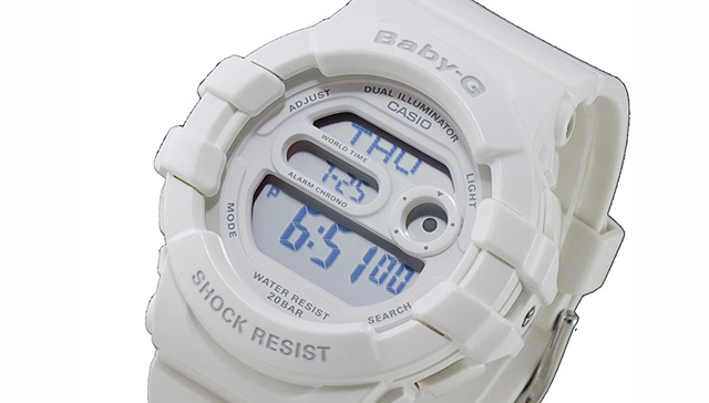 BABY-G腕時計BGD-140-7A