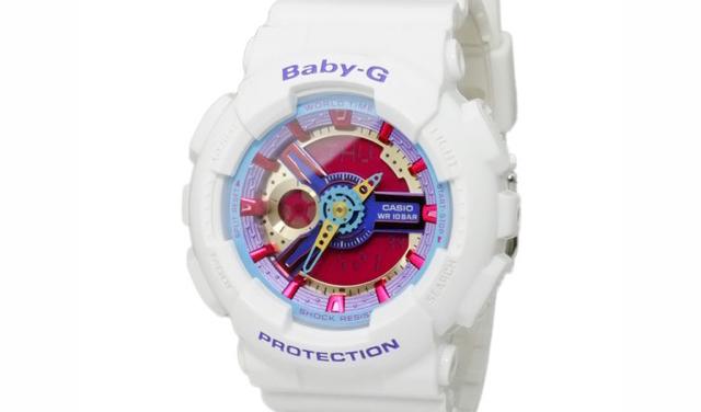 BABY-G腕時計BA-112-7A