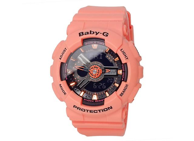 定番人気なBABY-G腕時計