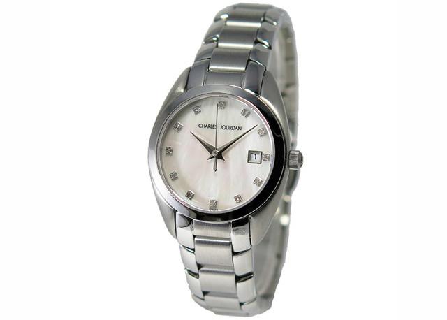 シャルルジョルダン腕時計の評価