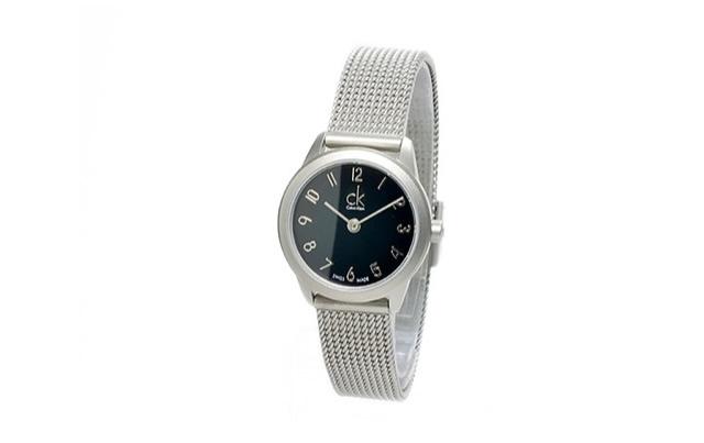 カルバンクライン メタルバンド腕時計