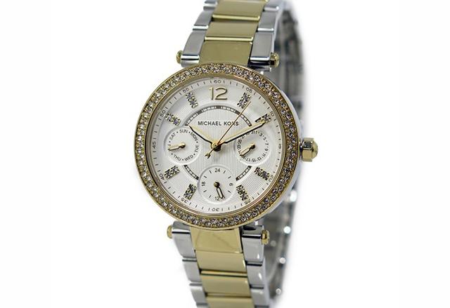 マイケルコース クオーツ レディース 腕時計 MK6055