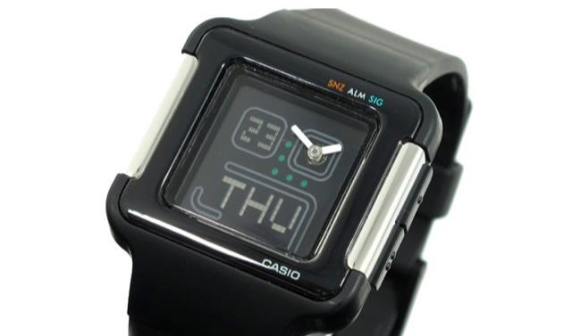 カシオ腕時計LCF20-1