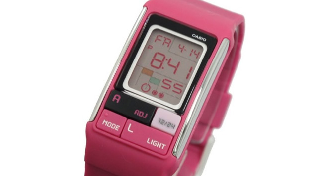 カシオ腕時計LCF52-4A