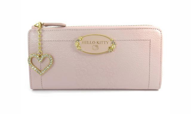 好みの一品が見つかるハローキティ財布
