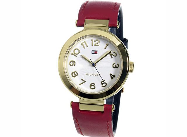 トミーヒルフィガー腕時計は落ち着きと可愛さがある