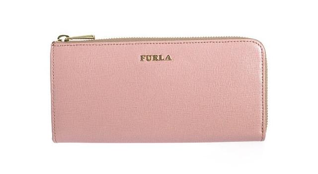 フルラの長財布はふんわりカラーが大人かわいい