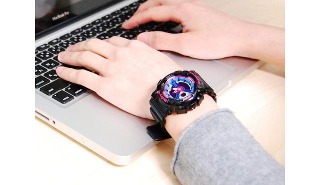 baby-g腕時計BA-112-SA