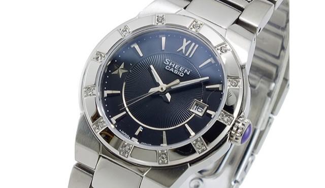 カシオ腕時計SHE-4500D-1A