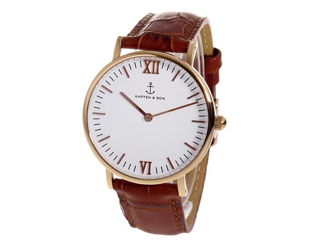 キャンプテンアンドサンのレディース腕時計の評判