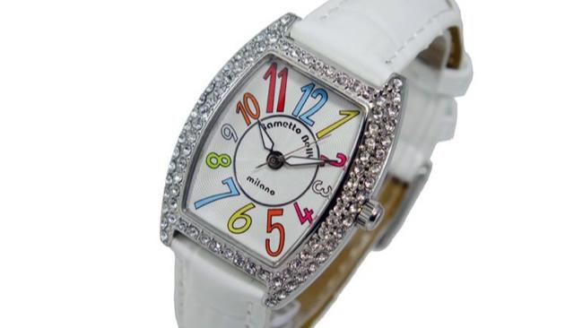 ラメットベリーRAB2431腕時計