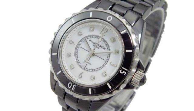 ラメットベリーRAB2101腕時計