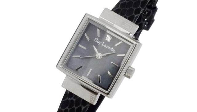 シンプルで女性の良さを引き立てる腕時計