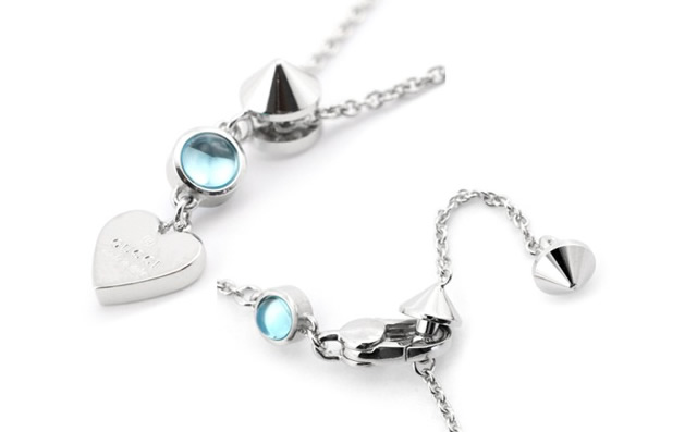 グッチのネックレスは素材も上質でずっと使える