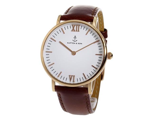 キャンプテンアンドサン腕時計GD-KS36WHBRL