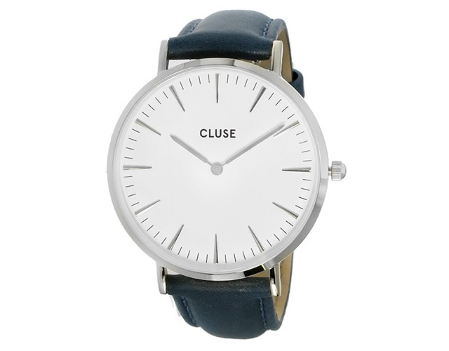 クルース腕時計は大人可愛い