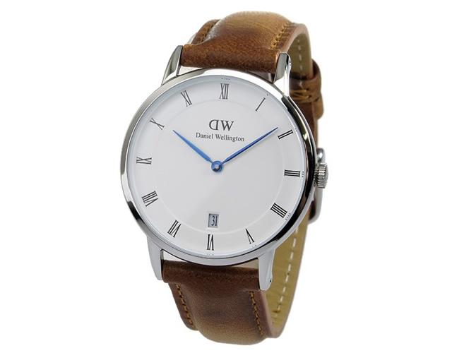 ダニエルウェリントン腕時計のデザインのおすすめポイント