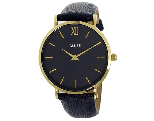 クルース黒文字盤腕時計がおすすめ