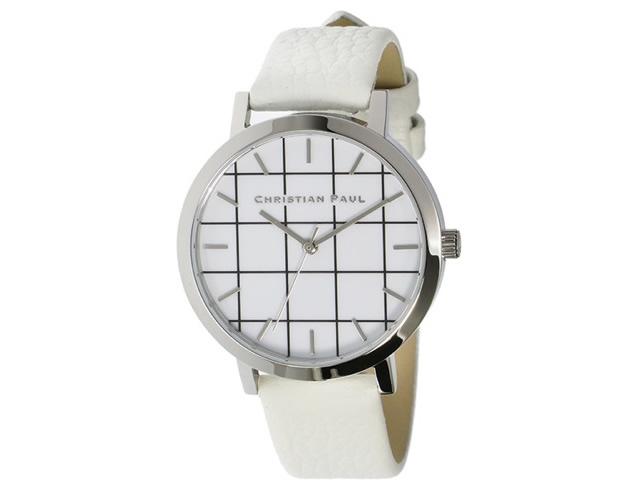クリスチャンポール腕時計GRL-03 ホワイト