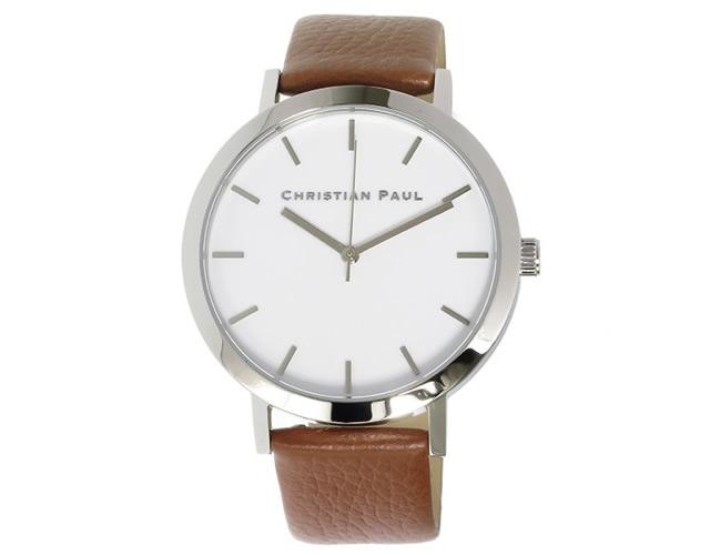 クリスチャンポール腕時計RW-02 ホワイト