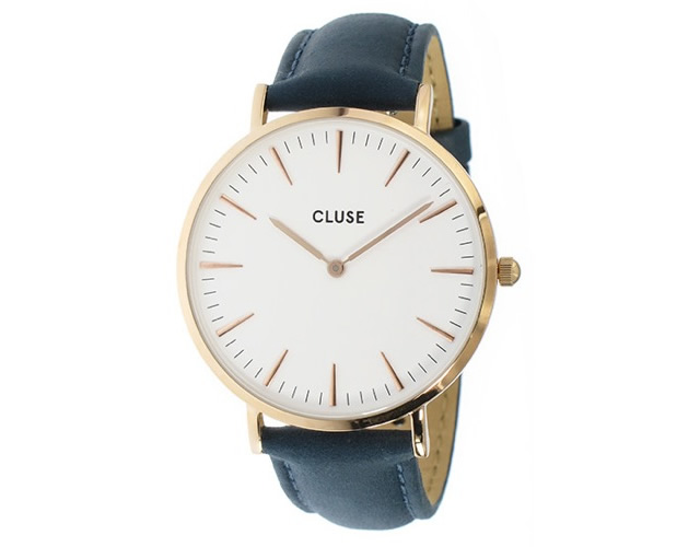 カスタマイズできるクルースの腕時計