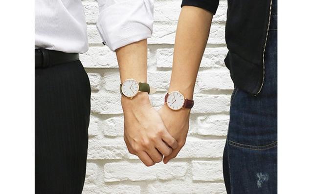 男女兼用で使えるクルースの腕時計