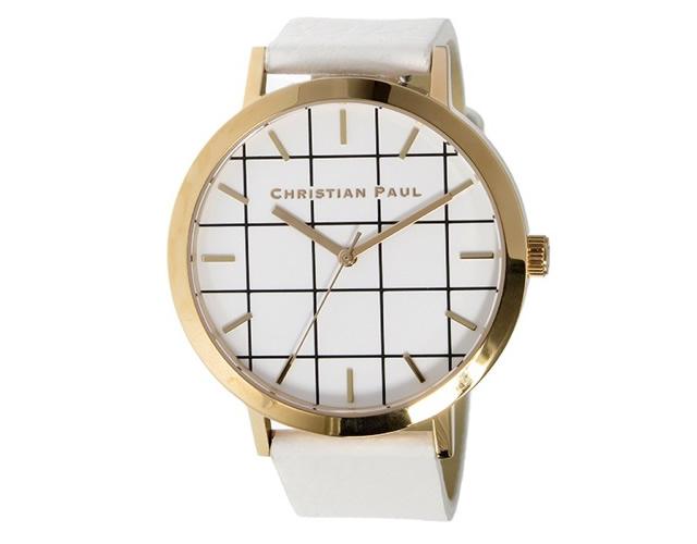 クリスチャンポール腕時計GR-03