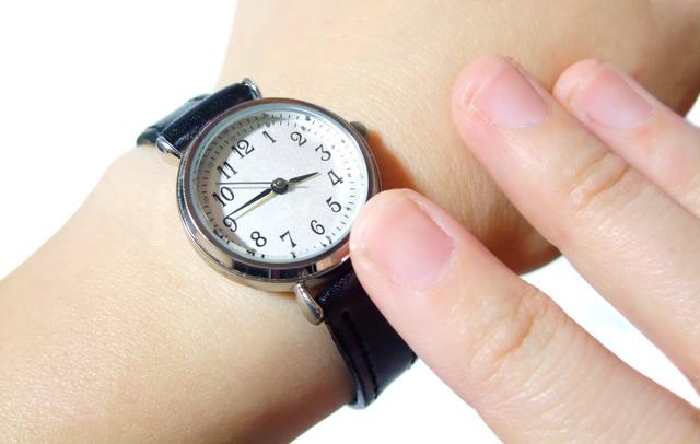 インパクトもあってアクセントになる腕時計