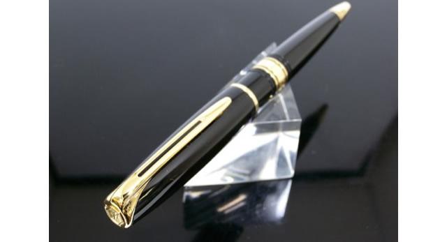 ウォーターマンのボールペンの特徴は