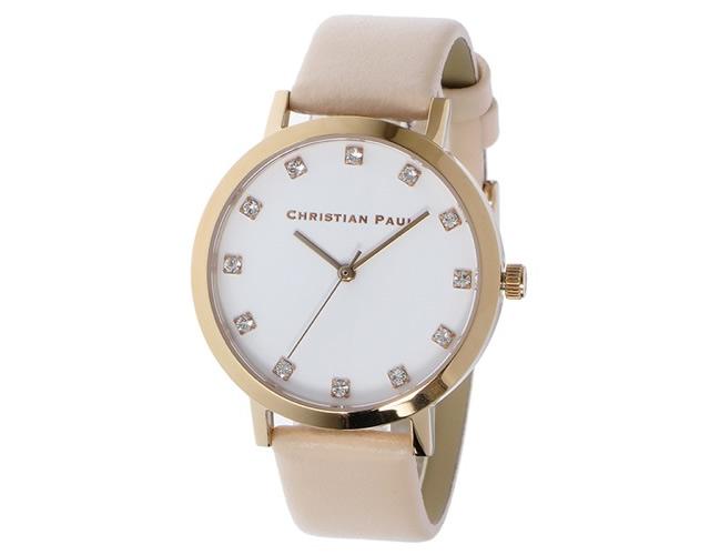クリスチャンポール腕時計SWL-02