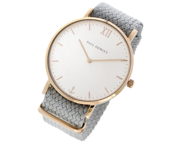 ポールヒューイットのレディース腕時計の評判