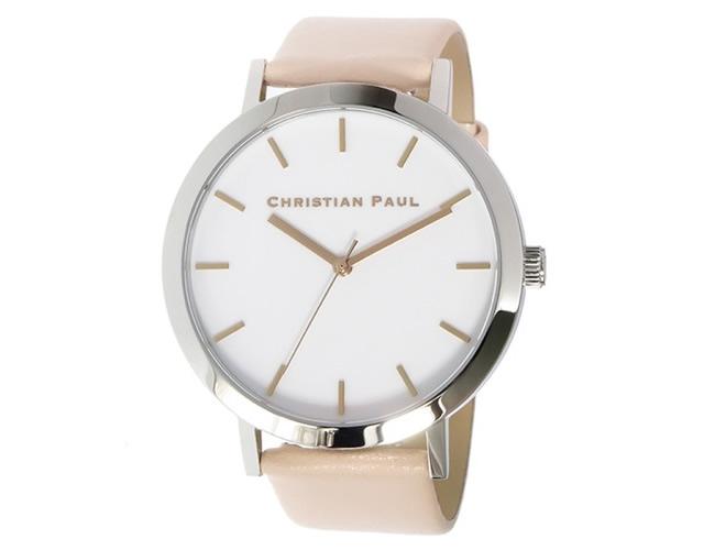 女性カラーもそろっているのがうれしい腕時計