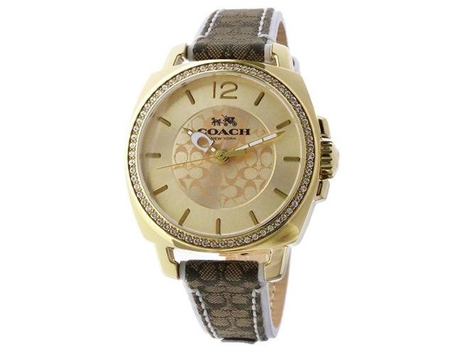 ゴージャスだけど、カジュアルにも見える腕時計