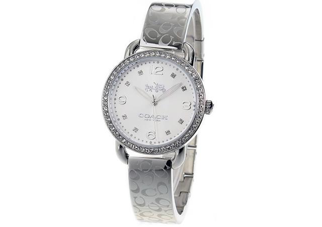 シンプルで上品で女性らしい腕時計