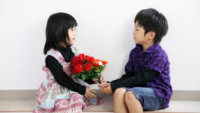 喧嘩中の彼女に花を贈ろう