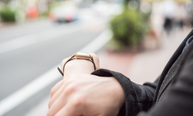 かわいいのからクールなものまでそろっている腕時計