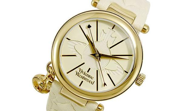 クラシカルで遊び心もあって清楚に見える腕時計