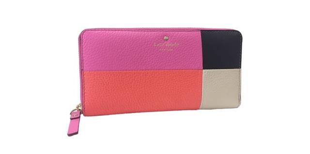 ケイトスペードのレディース財布はココがオススメ