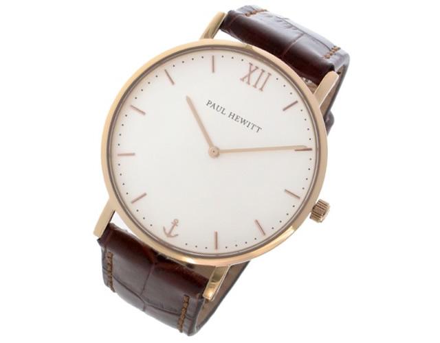 さりげないお揃いを楽しむことができる腕時計