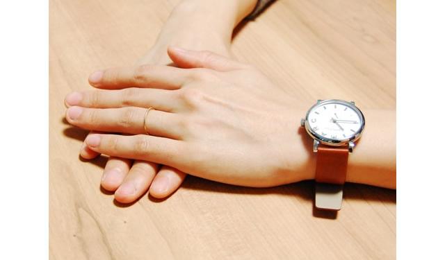 マークバイマークジェイコブスのレディース腕時計